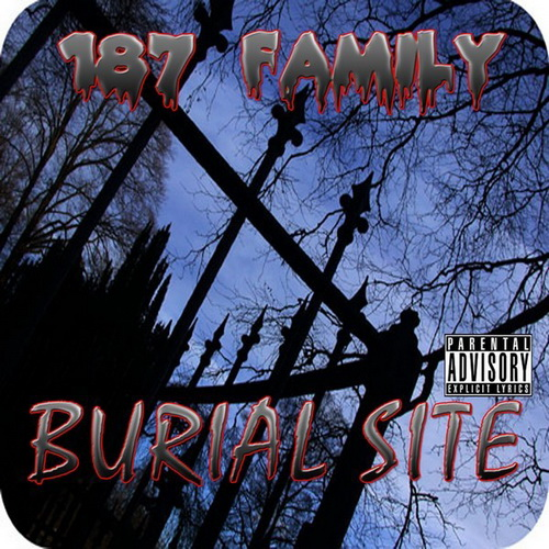 187 Family - Burial Site cover