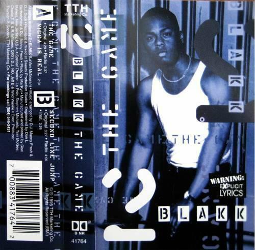 2 Blakk - The Game cover