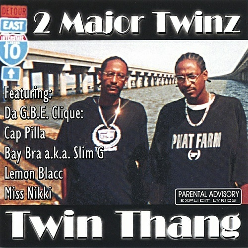 2 Major Twinz - Twin Thang cover