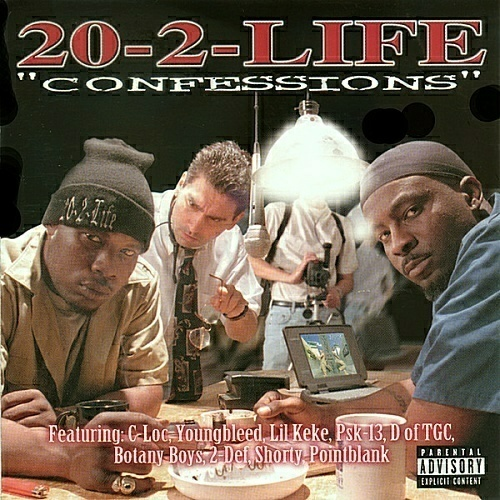 20-2-Life - Confessions cover