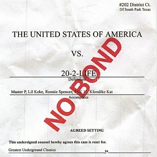 20-2-Life - No Bond cover