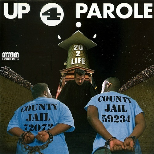 20-2-Life - Up 4 Parole cover
