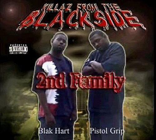 2nd Family - Killaz From The Blackside cover