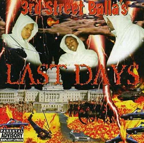 3rd Street Ballas - Last Days cover