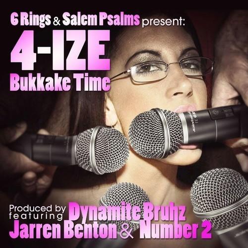 4-Ize - Bukkake Time cover