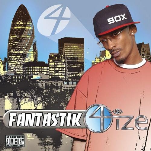 4-Ize - Fantastik 4-Ize cover
