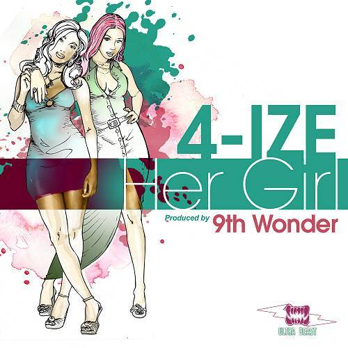 4-Ize - Her Girl cover