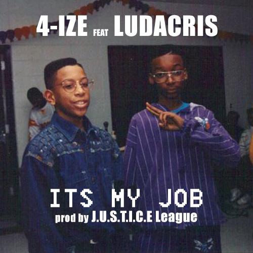 4-Ize - Its My Job cover
