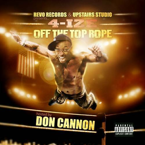 4-Ize - Off The Top Rope cover