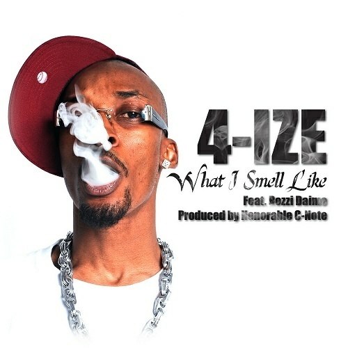 4-Ize - What I Smell Like cover