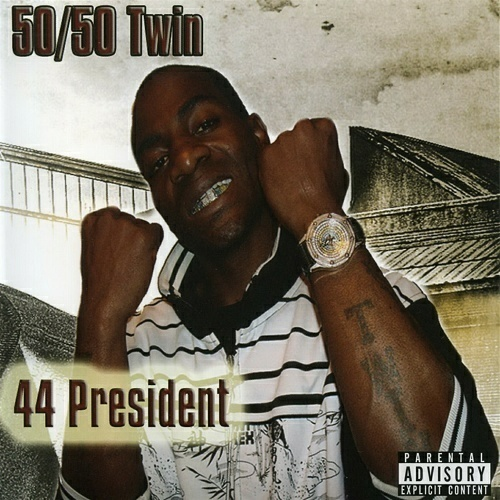50-50 Twin - 44 President cover