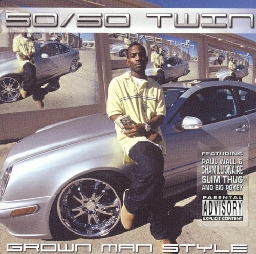 50-50 Twin - Grown Man Style cover