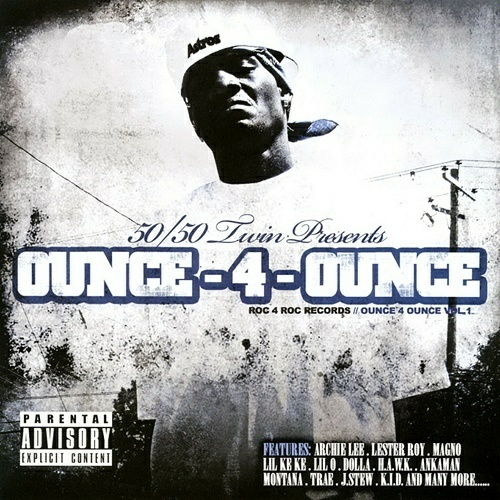 50-50 Twin - Ounce-4-Ounce cover