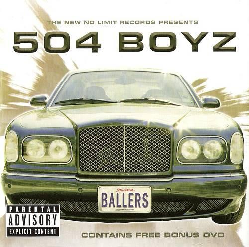 504 Boyz - Ballers cover