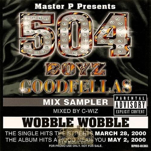 504 Boyz - Goodfellas (Mix Sampler) cover