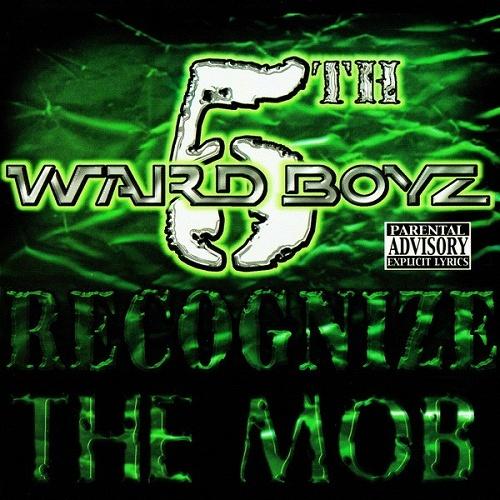 5th Ward Boyz - Recognize The Mob cover