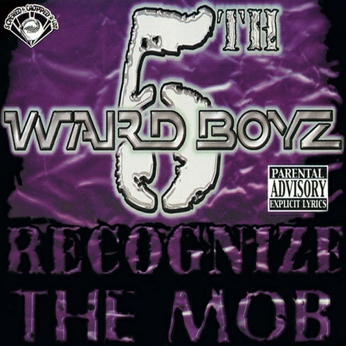 5th Ward Boyz - Recognize The Mob (screwed & chopped) cover