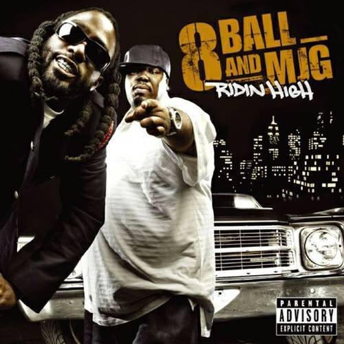 8Ball & MJG - Ridin High cover