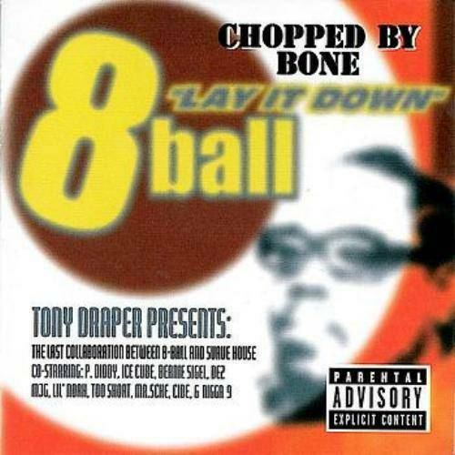 8Ball - Lay It Down (chopped) cover