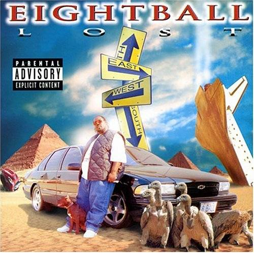 Eightball - Lost cover
