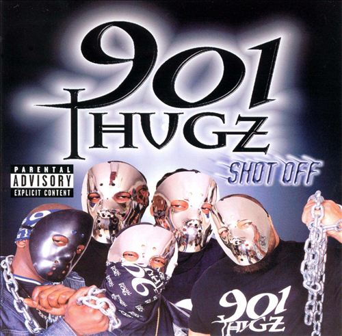 901 Thugz - Shot Off cover