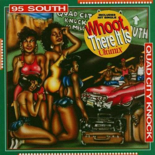 95 South - Quad City Knock cover