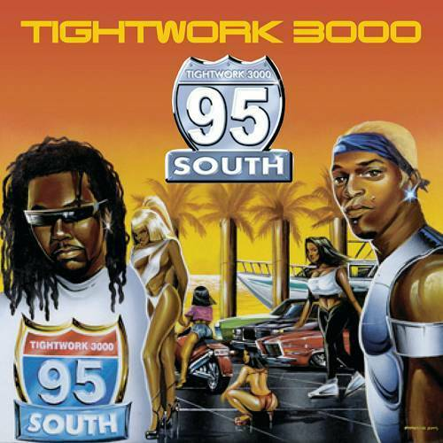 95 South - Tightwork 3000 cover