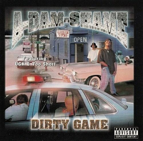 A-Dam-Shame - Dirty Game cover