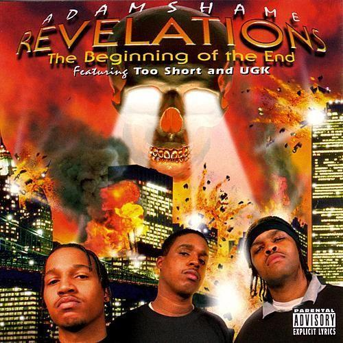 Adamshame - Revelations. The Beginning Of The End cover