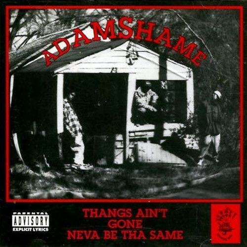 Adamshame - Thangs Ain`t Gone Neva Be Tha Same cover