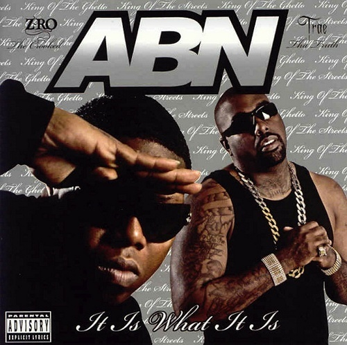 ABN - It Is What It Is cover
