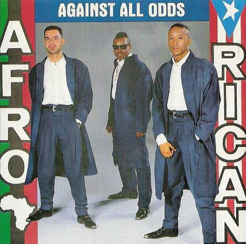 Afro-Rican - Against All Odds cover