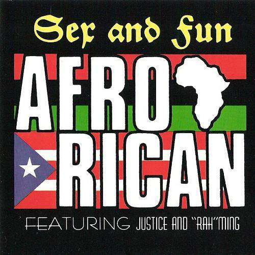 Afro-Rican - Sex And Fun cover