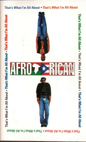 Afro-Rican - That`s What I`m All About (Cassette, Maxi-Single) cover