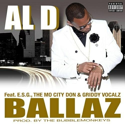 Al-D - Ballaz cover