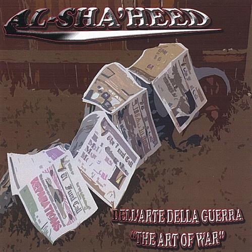 Al-Sha`Heed - The Art Of War cover