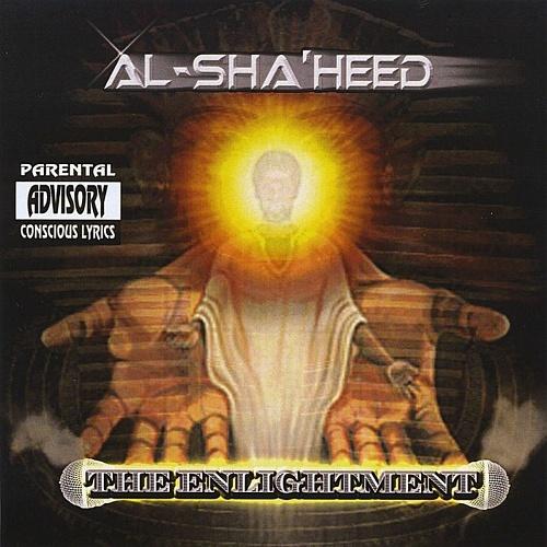 Al-Sha`Heed - The Enlightment cover