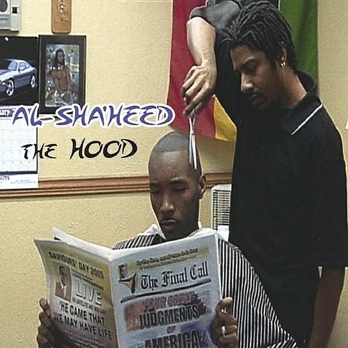 Al-Sha`Heed - The Hood cover