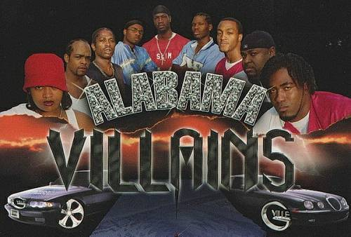 Alabama Villains photo