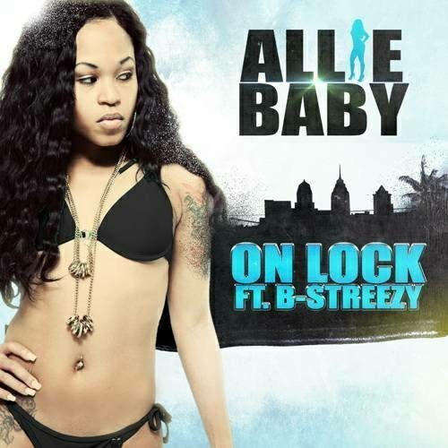 Allie Baby - On Lock cover
