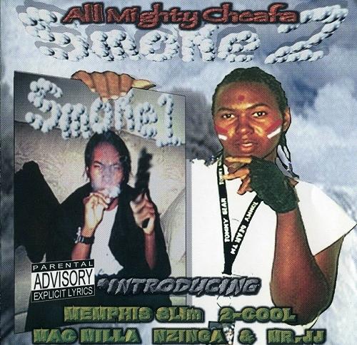 All Mighty Cheafa - Smoke 2 cover