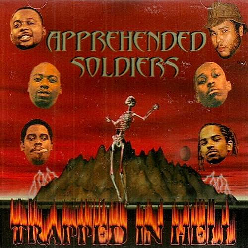 Apprehended Soldiers - Trapped In Hell cover