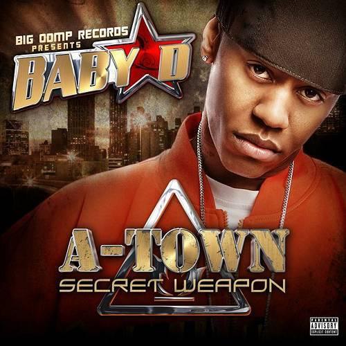Baby D - A-Town Secret Weapon cover