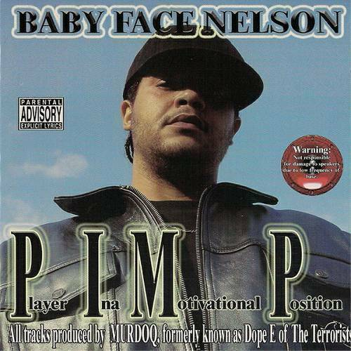 Baby Face Nelson - Player Ina Motivational Position cover