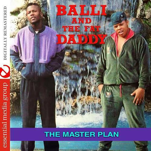 Balli & The Fat Daddy - The Master Plan cover