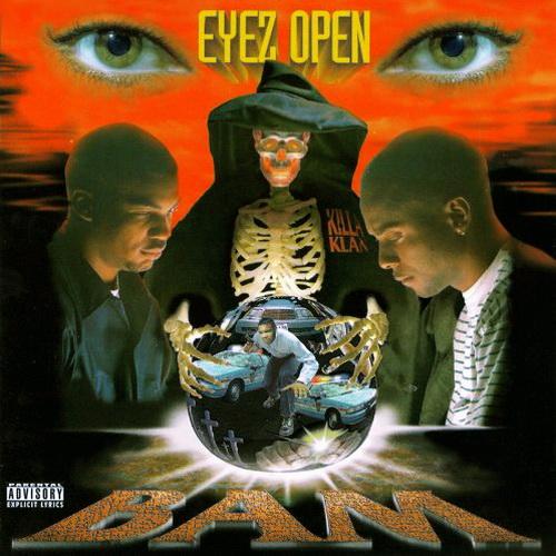 Bam - Eyez Open cover