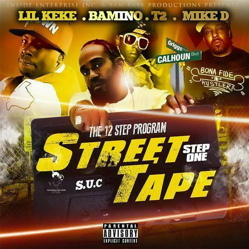 Bam - Street Tape, Step One cover
