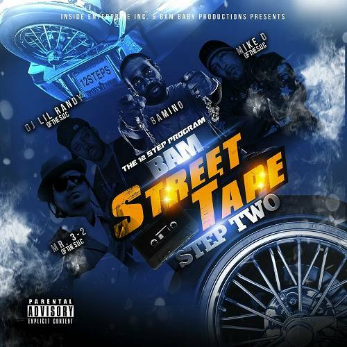 Bam - Street Tape, Step Two cover