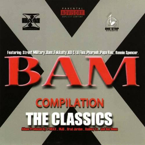 Bam - X-Bam Compilation. The Classics cover