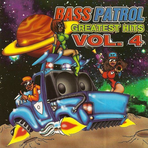 Bass Patrol - Greatest Hits Vol. 4 cover
